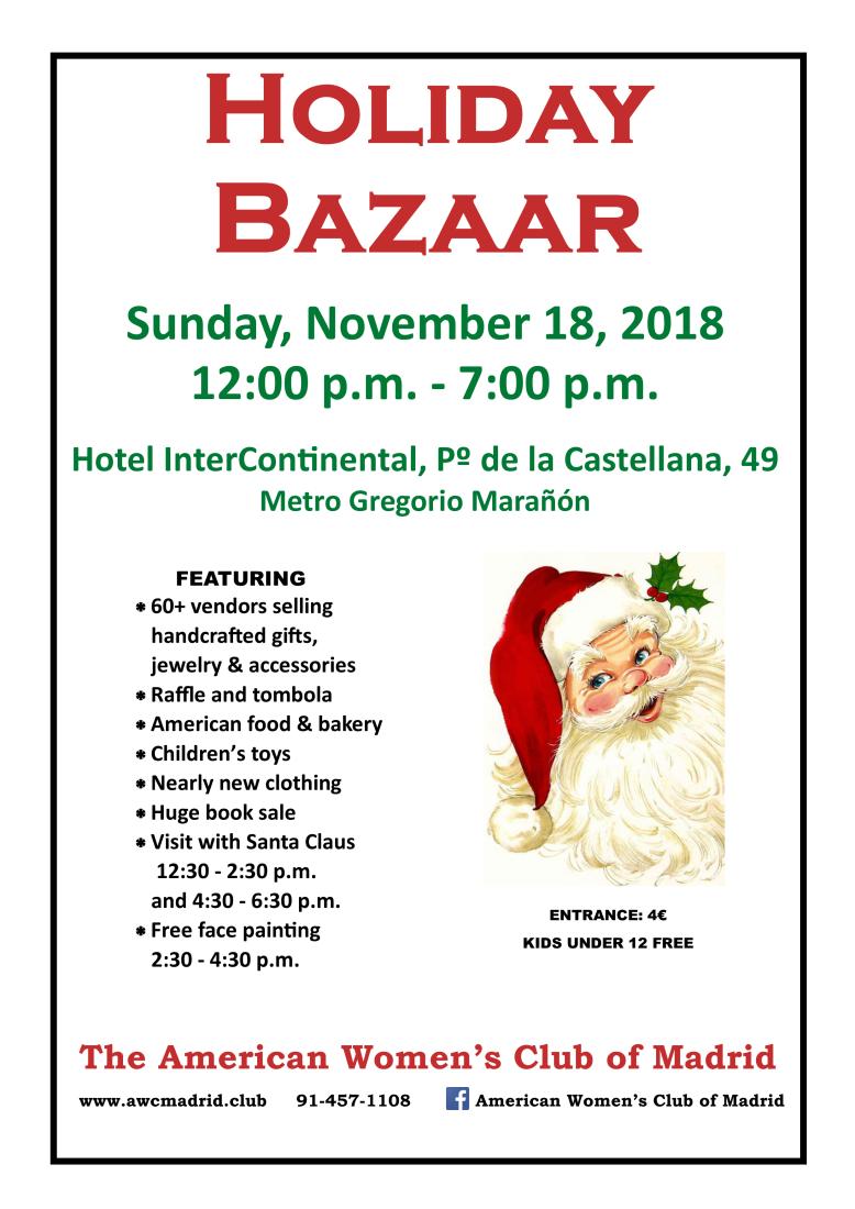 Bazaar 2018 ad- english